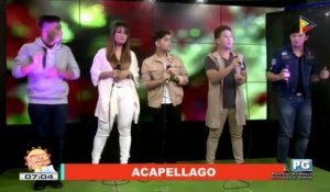 LIVE ON BAGONG PILIPINAS: Acapellago