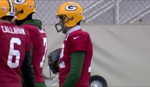 Rapoport: Aaron Rodgers wants to play 'very, very badly' this week