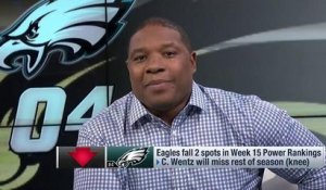MJD: Eagles 'won't win another game' without Carson Wentz