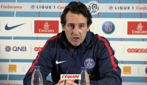 Foot - L1 - PSG : Emery «Neymar inspire le respect»