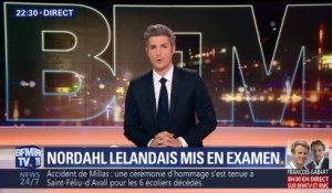 Affaire Arthur Noyer: Nordahl Lelandais mis en examen pour assassinat (1/2)