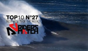 Qui arrêtera la surfeuse Justine Dupont? | BEST OF THE WEEK n°27 - Riders Match