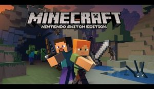 Minecraft arrive sur SWITCH