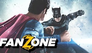 FANZONE LIVE - Batman v Superman le pire film de l'année ?! [Retransmission]