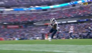 Todd Gurley scores 18th touchdown of the season