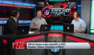 Around the NFL Podcast: Who will make the playoffs?