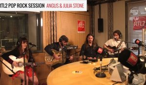 Angus & Julia Stone - Chateau - RTL2 Pop Rock Session