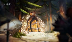 J-ONE BUZZ - Soleil Froid T1. H5N4 & Hearthstone : Kobolds et Catacombes