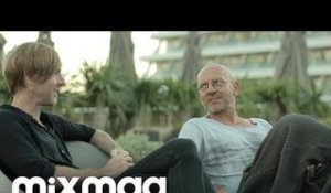 Sven Väth and Richie Hawtin on their friendship & the History of Cocoon Ibiza