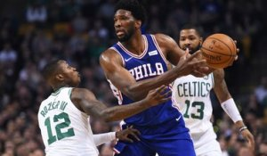 NBA : La revanche des 76ers à Boston