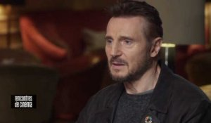 Confidences de Liam Neeson  pour le film The Passenger - Interview cinéma
