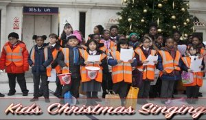 VA - Kids Voices Singing: Angelic Christmas Carols