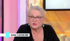 Josiane Balasko encourage #MeToo, mais refuse de s'en prendre à Catherine Deneuve