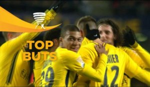 Top buts 1/2 finale - Coupe de la Ligue / 2017-18
