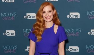 Jessica Chastain Lost Her Virginity to Dave Matthew's Crash