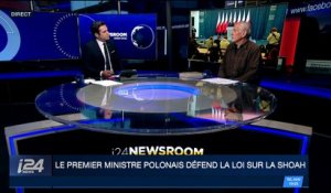 i24NEWSROOM WEEKEND | Avec Rudy Saada | Partie 1 | 02/02/2018