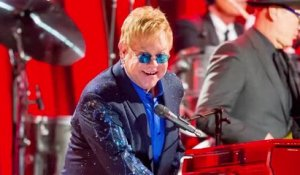 Elton John Cancels Two Concerts to Attend Prince Harry's Wedding