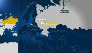 71 morts dans le crash d'un avion russe
