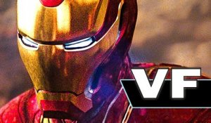 AVENGERS 3 INFINITY WAR Nouvelle Bande Annonce VF