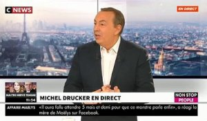 "Michel Drucker annonce en direct aux dirigeants d'Inter qu'il aimerait reprendre ""Radioscopie"" de France Inter - VIDEO"