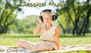VA - PIANO SOLO classical music for children, Relaxing, Studying, focus, sleeping