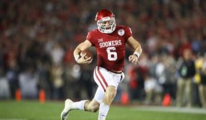 Baker Mayfield 2018 NFL Scouting Combine workout