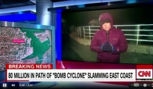 CNN   BOMB CYCLONE   Winter Storm Riley