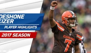 DeShone Kizer highlights | 2017 season