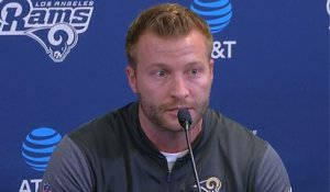 McVay on additions of Peters and Talib: 'Let's ride, man'