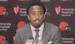 Tyrod says he's not worried about Browns drafting a QB