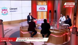 Liverpool vs Manchester City, une affiche de rêve ? - Foot - C1