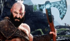 GOD OF WAR 4 Nouvelle Bande Annonce