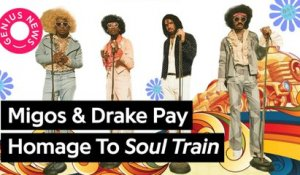 "How Migos & Drake's ""Walk It Talk It"" Pays Homage To 'Soul Train'"