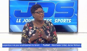 JDS - Le débat du journal des sports du 22 Mars 2018 par Katty Touré Kodo .