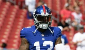 Burleson: New York is 'sending out smoke signals,' no way OBJ isn't with Giants in 2018