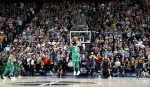 NBA : Le Jazz perd gros contre Boston