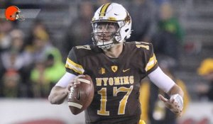 Bucky Brooks explains why Josh Allen is the pick for the Browns at No. 1