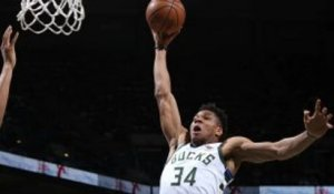 NBA [Dunk of the Night] L'impressionnant dunk de Giannis Antetokounmpo !