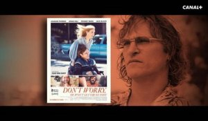 Débat sur Don't worry he won't get far on foot - Analyse cinéma