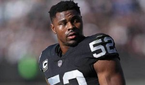 Rapoport: Raiders not very close to reaching long-term contract for Khalil Mack