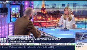 Business Transformation: Comment l'intelligence artificielle bouleverse-t-elle l'industrie de la santé ? - 10/04