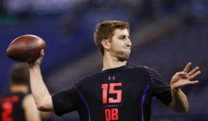 Which QB prospect is the most polarizing?
