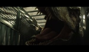 Jurassic World  Fallen Kingdom - New Trailer Wednesday [HD]