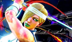 STREET FIGHTER V: Arcade Edition Falke Gameplay Bande Annonce
