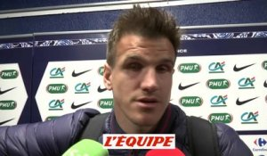 Santini «On a manqué de chance» - Foot - CDF - Caen