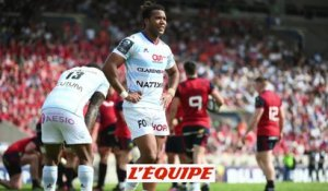 Les hommes forts du Racing 92 face au Munster - Rugby - CE