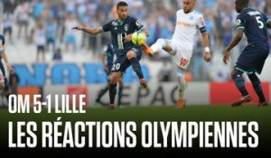 OM - Lille (5-1) | Les réactions olympiennes