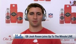 Rosen on facing his critics: 'The media is undefeated'