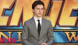 Tom Holland admits filming Avengers: Infinity War was 'bizarre'