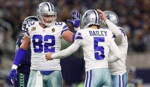 Jane Slater: Cowboys surprised by Jason Witten's expected retirement
